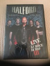 Halford: Resurrection World Tour - Live at Rock in Rio III : CD with DVD : 2008