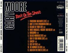 Gary Moore Back on the streets (Compilation, 1992, BMG/AE)