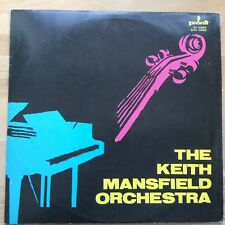 THE KEITH MANSFIELD ORCHESTRA LP PRONIT SXL0986 easy listening 1973