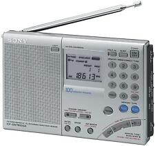 Sony SY-ICF-SW7600GRM Multi-Band World Receiver Radio