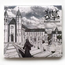 ATTIC - SANCTIMONIOUS, CD [DIGIPAK] VAN RECORDS 2017 GERMAN HEAVY NEW SEALED