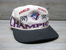 1993 Toronto Blue Jays world series champions hat Snapback vintage vtg baseball