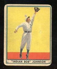 "1941 Play Ball #22    Robert Johnson    Athletics   ""fair/good""   LOOK!!!"