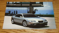 Original 2004 Chrysler 300M Deluxe Sales Brochure 04