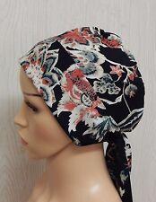 Cancer headscarf, chemo head wear, hair loss cap, head wrap, alopecia bandana