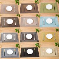 Waterproof Insulation Non-slip PVC  Multifunction Placemats LA