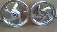 Honda GL1800 Gold Wing Chrome Wheels Rims EXCHANGE
