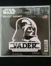 Star Wars Darth Vader Die-Cut Magnet - Disney - New