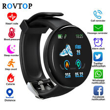 Smart Watch Health Fitness Tracking Notifying Reminding Wristband D18 Sport Band