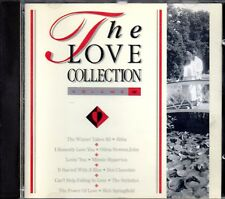 The Love Collection - Volume IV CD 1989