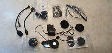 Sena 20S Single Bluetooth Headset Intercom Communication Kit Motorcycle