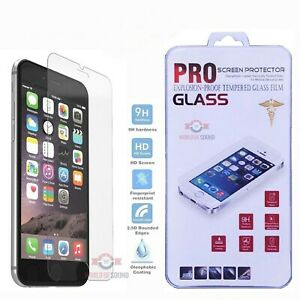 For iPhone 8 Plus Screen Protector Tempered Glass Case Friendly Protective Cover