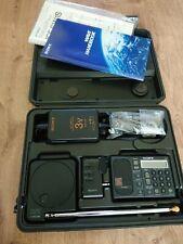 Weltempfänger Sony ICF-SW 1, mit Originalzubehör, Kondensatoren defekt