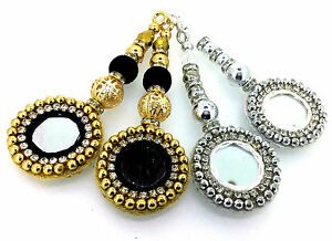 Blouse Latkan Indian Tassel  Sewing Craft Fashion accessories 1 pair Upto 40%off