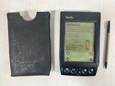 Palm Pilot Viix Handheld Pda Original Pocket Organizer Wireless W/ Stylus Cover