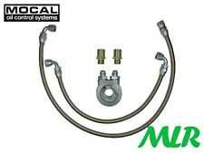 MG Tf Mgf Rover Série K Mocal S/S Tuyau Fixation Kit Pour Laminova C43 Oil