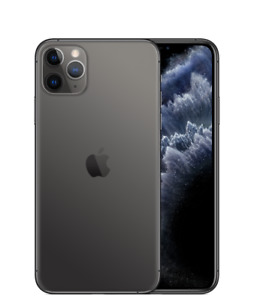 iPhone 11 Pro Max - Unlocked (All Carriers) - 512GB - Gray - Excellent