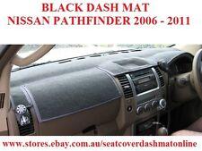DASH MAT,DASHMAT, DASHBOARD COVER FIT NISSAN PATHFINDER,NAVARA 2006-2008, BLACK