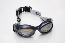 Sundog 84002 Dog House Double Lens Goggles - Blue/Gold