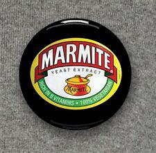 Marmite - Large Button Badge - 58mm diam