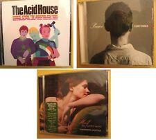 3 CD LOT The Acid House ST Eurythmics Peace Madeleine Peyroux Half Perfect World