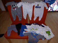 Babykleidung Herbst/Winter Paket Junge 56.  31Teile. Neugeborene Bekleidung