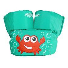 Chaleco Salvavidas Ajustable Para Niños De Diseño Colorido Aprender A Nadar