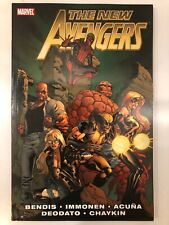 The New Avengers Volume 2 Marvel Comics TPB