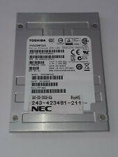 Toshiba PX02SMF020 SDFCP93MBA01 200GB MLC SAS3 12Gbps SSD
