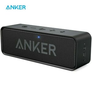 ANKER SOUNDCORE A3102 Portable Bluetooth Speaker Dual Driver RICH BASS