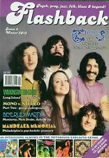 Flashback Magazine #4 Trees, Mandrake Memorial, Beverly M + many more 208 pages