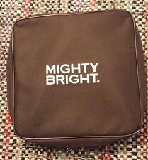 Mighty Bright Music Stand Light 9 Led with Case and Adaptor