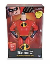 Disney Pixar The Incredibles 2 - Mr. Incredible Taking Action Figure Interactive