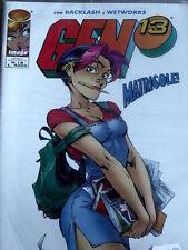 GEN 13 n°18 1997 ed. Image Star Comics  [G.209]