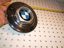 BMW wheel CHROME metal/plastic center OEM 1 Cover/Cap with BMW logo,36.131180293