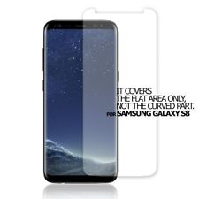 5X TOP QUALITY CLEAR SCREEN PROTECTOR FILM GUARD COVER FOR SAMSUNG GALAXY S8