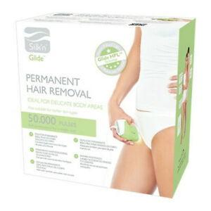 Silk'n Glide HPL Permanent Hair Removal 50,000 Pulses neuf