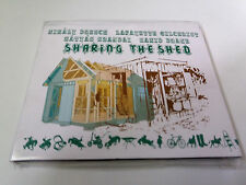 "MIHALY DRESCH LAFAYETTE GILCHRIST MAT ""SHARING THE SHED"" CD 10 TRACKS COMO NUEVO"
