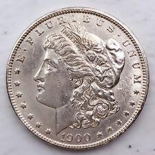 1900 UNC GEM MS+++ MORGAN SILVER DOLLAR 90% SILVER $1 COIN US #Q88