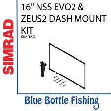 SIMRAD NSS 16 EVO2 & ZEUS2 DASH MOUNT KIT