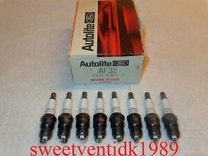 'NOS' Ford Autolite AF-32 Spark Plugs....Shelby, Mustang, Torino, Cougar..