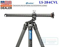 【US Seller】Leofoto LS-284CVL  Tripod Tilting/Panning Center Column CF/ RRS/Gitzo