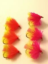 12 NEW JELLY Mentieth Original FABS  Trout Flies by Iain Barr Fly Fishing