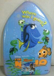 Disney Finding Nemo Kickboard Dory Bodyboard Boogie Float Swimming Pool Fun Swim