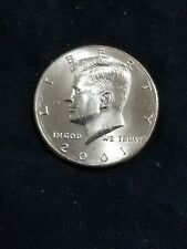Mint set coin - still wrapped 2001-D U.S Solid UNC Kennedy Half $