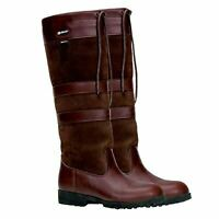 Chiruca Ladies Chelsea Wide Fit  Boot - Chocolate