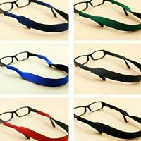 Glasses Strap Neck Cord Sports Eyeglasses String Sunglasses Rope Band Holder ~