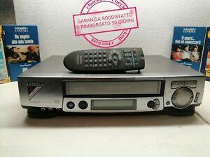 HITACHI VIDEOREGISTRATORE VHS HIFI MODEL FX860E NTSC/PAL LONG PLAY 2 SCART VCR