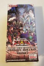NEW YuGiOh ZEXAL OCG Duelist Edition Volume 3 JAPANESE Booster BOX KONAMI