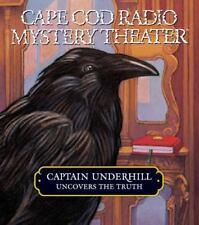 CC Radio Mystery Rheater Captain Underhill Uncovers The Truth Audio Book New CD